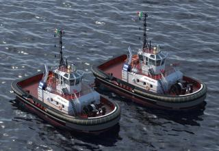 Damen signs with Rimorchiatori Spezzini for two tugs ASD 2411