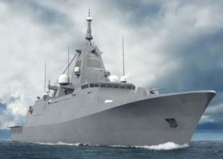 DELTAMARIN signs contract with Rauma Marine Constructions to join the design team of Finnish Navy project
