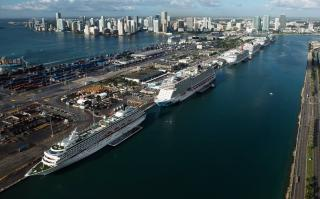 US$33 Mln in future State Grant Allocations have been committed to Port of Miami – The Expansion Continues