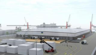 Port of Dover awards major contract for new Refrigerated Cargo Terminal