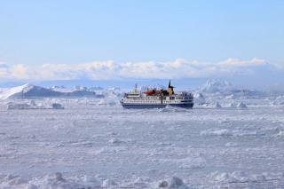 Fleet Xpress successfully trialled in Antarctic waters