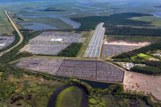 Kia to tap Savannah for Telluride components, Brunswick for export