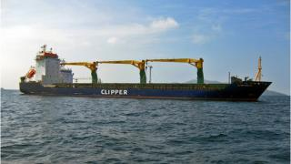 Clipper Adds Second Ship To Its Steel Shuttle Express Service