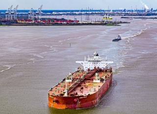 Army Corps Tours Houston Ship Channel