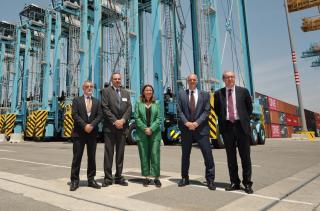 APM Terminals Barcelona outlines recent €47 million investment