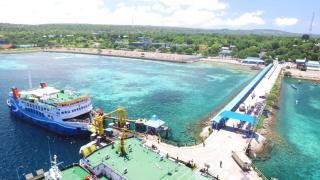 Indonesian government subsidizes short sea shipping route