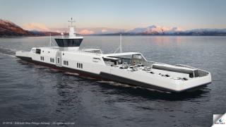 Zero emissions featured with new Wärtsilä ferry concept