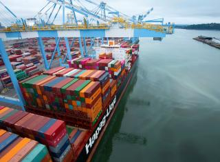 Northwest Seaport Alliance handles record international container volumes through July