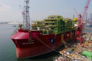 BW Offshore: Received first oil certificate for BW Catcher FPSO