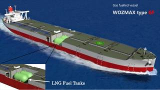 Joint Approval in Principle (AIP) for New Concept Design of LNG-fuelled Ore Carrier