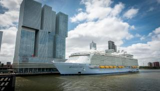 Wärtsilä powers the world's largest cruise ship Harmony of the Seas
