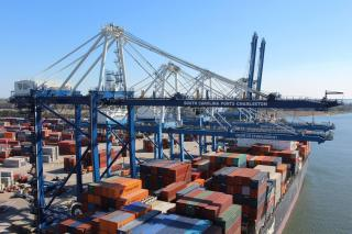 South Carolina Ports Authority Posts January Container Growth