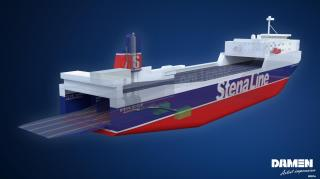 Damen Green Solutions introduces new Modular Approach for retrofitting scrubbers