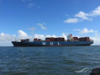 Two MOL-operated and managed vessels selected as 2016 'Best Quality Ships Award'