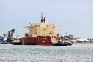 Largest tanker arrival the culmination of significant investment in Newcastle