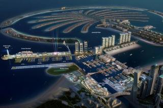 Dubai Harbour: Sheikh Mohammed unveils major new project with Middle East's biggest marina