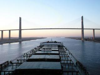 Suez Canal Authority Extend it's Dry Bulk Vessels Tolls Reduction