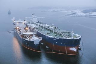 Gazprom Neft and Sovkomflot reveal plans to develop the LNG-bunkering market