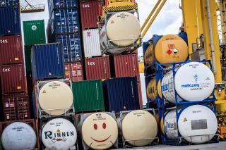 Dublin Port's Cargo Volumes Grow by 4.3% For the Second Year in a Row