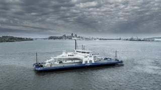 Wärtsilä equipped Canadian ferry will have minimal environmental impact