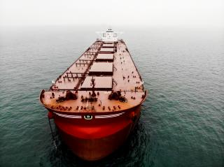 Berge Bulk welcomes the 300,000 DWT bulk carrier Berge Mafadi to its fleet