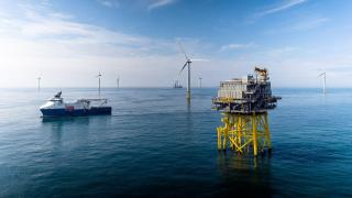 Statoil and partners (Masdar and Statkraft) officially open Dudgeon offshore wind farm (Video)
