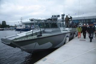 Kalashnikov Delivers First Assault Boats to Russian Military
