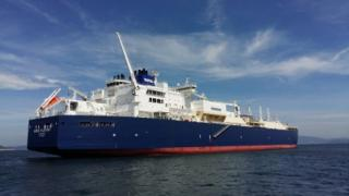 "RS class: Gas carriers ""BORIS VILKITSKY"" and ""FEDOR LITKE"" delivered to the customer"