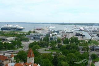 Ships that use LNG receive a discount at Port of Tallinn harbours