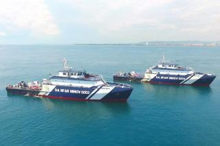 Incat Crowther Announces Successful Trials of Multi-Mission Offshore Vessels