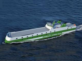 Kongsberg Maritime wins contracts for nine hybrid Ro-Ro vessels