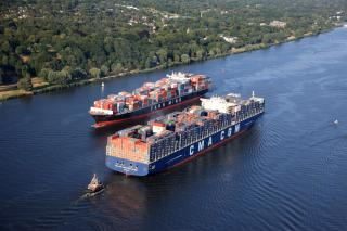 Port of Hamburg: Decision on the adjustment of the navigation channel is expected for February