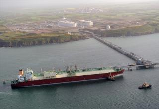 Qatar Petroleum and Shell sign agreement to establish global LNG bunkering venture