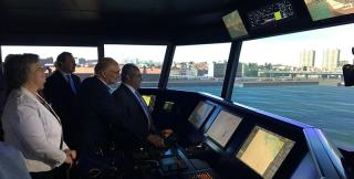 Wärtsilä simulators provide advanced training at newly inaugurated Portuguese facility