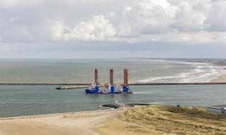 MPI Resolution started blade repair campaign in offshore wind farm