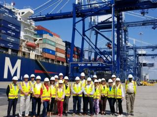South Carolina Ports welcomes 2019-2020 Port Ambassadors