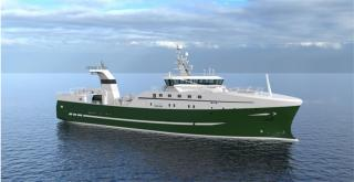 Vard secures contract for one stern trawler for Nergard Havfiske