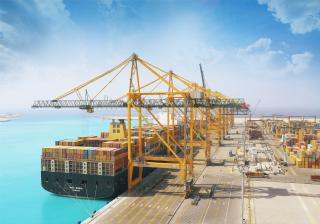 King Abdullah Port Receives 28 Cranes To Increase Annual Capacity of Container Terminals to 5 Million TEU