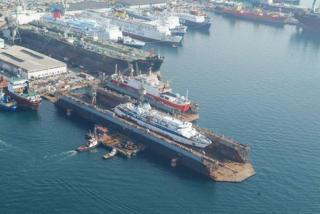 Piraeus Port Authority concludes tender, contract for new floating repair dock