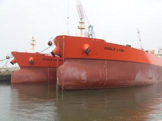 AET unveils names of TOTAL-chartered LR2 sister vessels at HHI in Korea