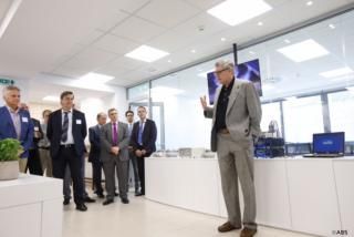ABS solidifies industry leadership in Greece by opening its Global Ship Systems Center and establishing Hellenic Technical Committee