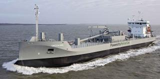 Cryonorm LNG Fuel System for Erik Thun cement carrier