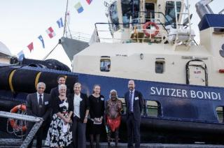 SVITZER Invests In The Future Of Sydney's Port Community
