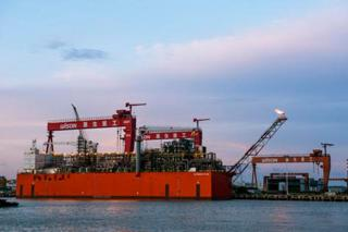 Wison Offshore & Marine Completes Performance Test for World's First Floating LNG Production Facility