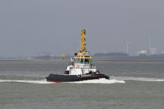 Multraship Acquires An ASD Tug From Med Marine For Terneuzen Operations