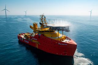 Foss Maritime and Østensjø Rederi AS announce MOU to establish an SOV partnership