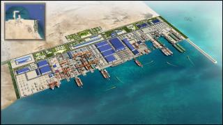 Saudi Aramco awards first contract for planned shipyard complex in Ras Al-Khair