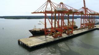 ICTSI, PSA inaugurate joint venture terminal in Aguadulce, Colombia
