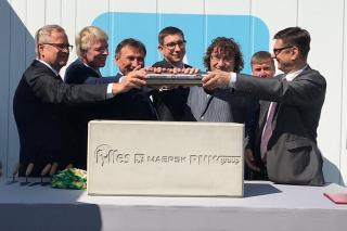 Maersk to build its first cold store in St. Petersburg, Russia