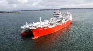 Swedegas invests in LNG infrastructure at the Port of Gothenburg